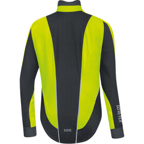 GORE WEAR C7 Gore-Tex Active Jacket Men neon yellow/black